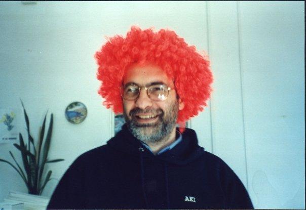 Rufus clown