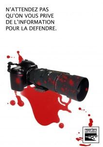 Reporters sans frontieres 1
