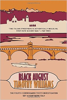 Black August Timothy Williams