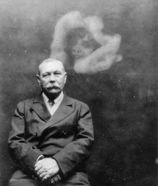 Conan Doyle spirit 1